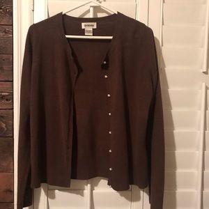 CB Design Sweaters - Cardigan